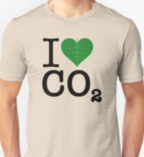Carbon Dioxide Unisex T-Shirt