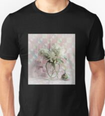 Beautiful Still Life of Four Generations in Family Unisex T-Shirt
