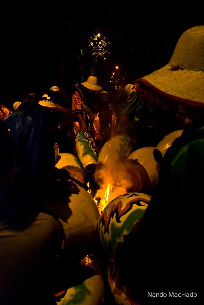 Ritual by Fire by Fernando Machado