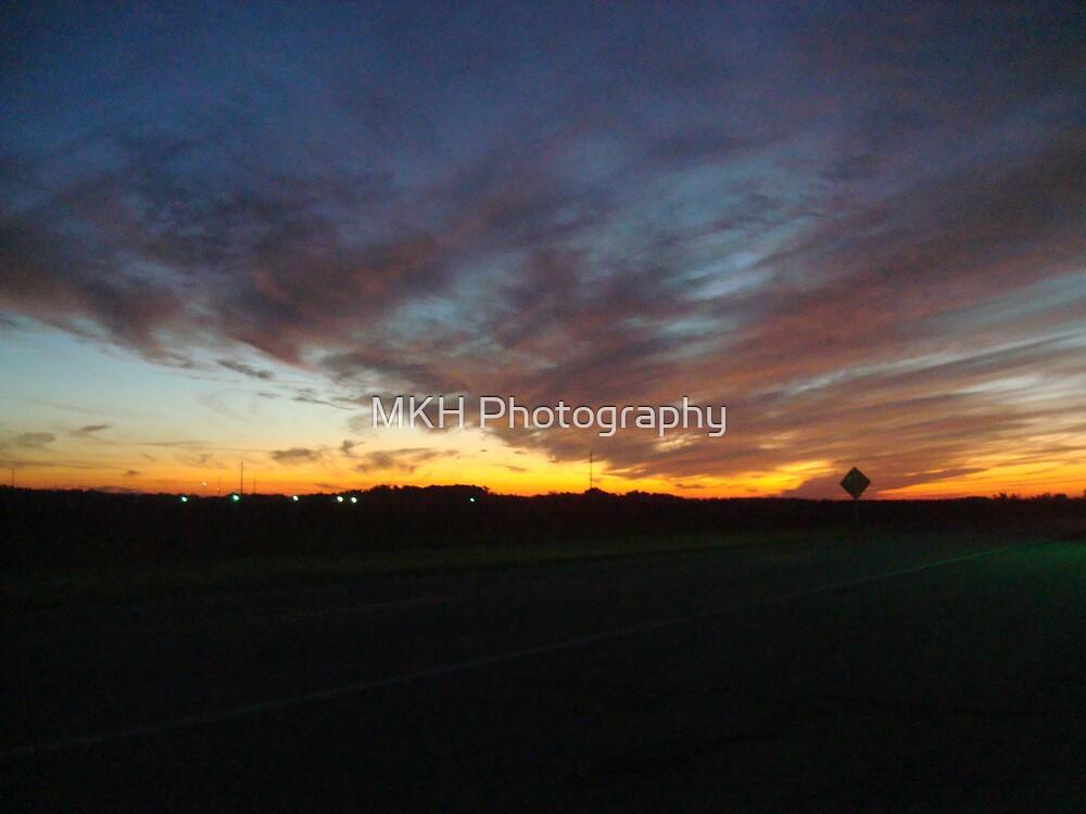 Lovely Night Sky by MKH Photography