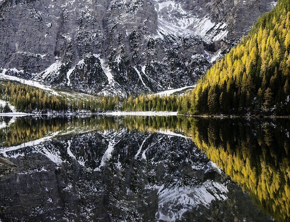 Lake  by gipsydiver