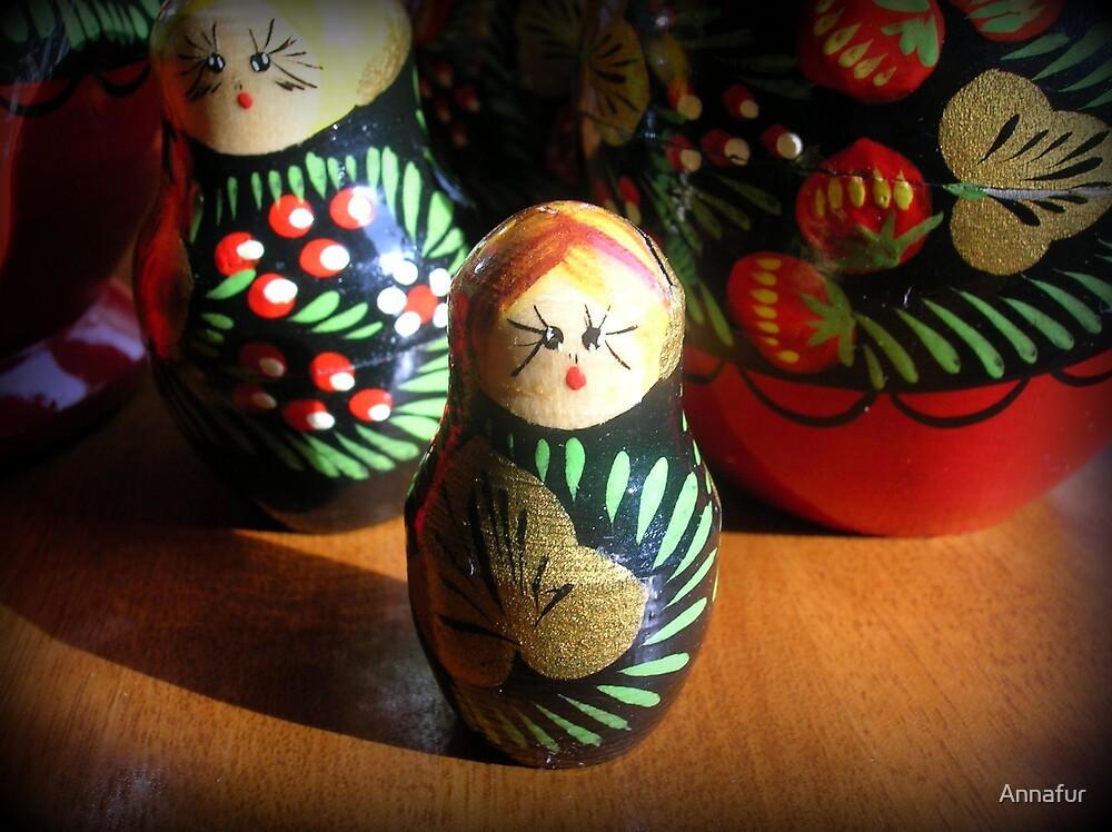 Nesting Dolls  by Annafur