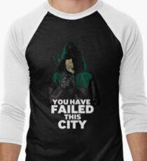 You have failed this city Men's Baseball ¾ T-Shirt