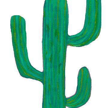Pink Cactus II by iamkart