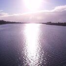 River Sunrise by Allenjohn