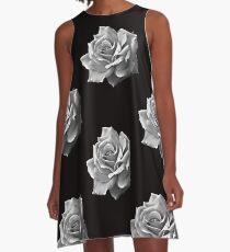 Dark Beauty A-Line Dress