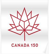 150 canada Poster