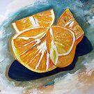 Oranges by Elizabeth Kendall
