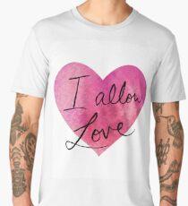 I allow love Men's Premium T-Shirt