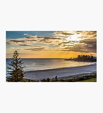 Sunshine Beach Photographic Print