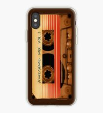 Awesome Mix Volume 1 iPhone Case