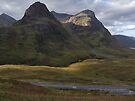 Glencoe in the Highlands of Scotland . 50 photo gifts available by David Rankin
