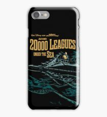 20000 leagues under sea JV & WD iPhone Case/Skin
