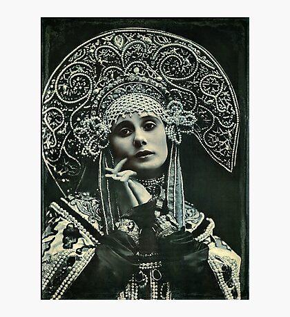 Anna Pavlova Photographic Print