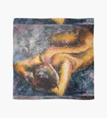 Nonchalance, featured in Art Universe, Painters Universe Scarf