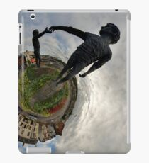 Hands Across the Divide, Derry iPad Case/Skin