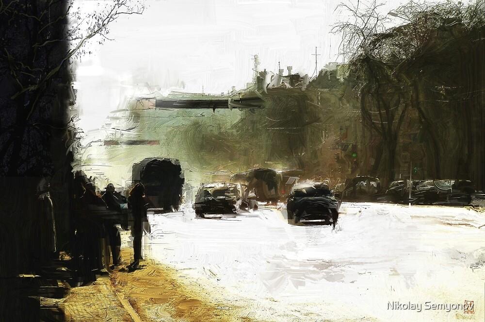lucid april by Nikolay Semyonov
