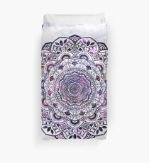 STARLIGHT MANDALA Duvet Cover