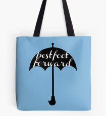 Mary Poppins: umbrella Tote Bag