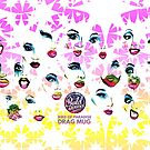 ALL STARS - Birds Of Paradise - DRAG MUG STARS - BOLD QUEENS by BOLD QUEENS