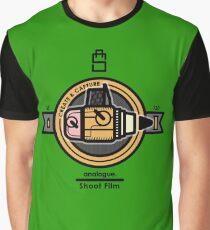 medium format 2 Graphic T-Shirt