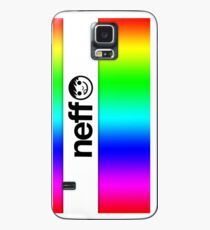 Regenbogen Neff Hülle & Klebefolie für Samsung Galaxy
