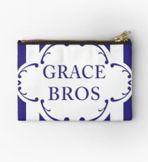 Are You Being Served? – Grace Bros. Logo Studio Pouch