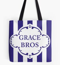 Are You Being Served? – Grace Bros. Logo Tote Bag