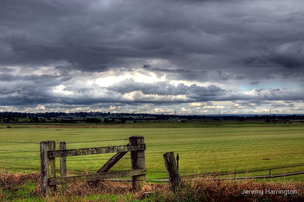The Storm Ahead by Jeremy Harrington
