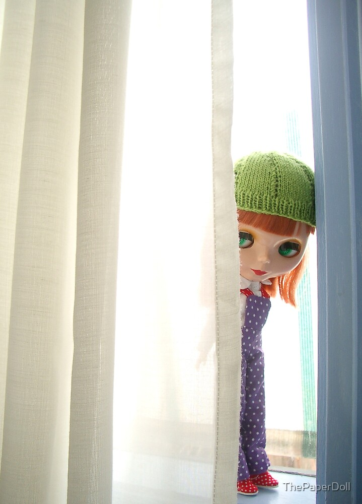 Hello? Anybody Home? by ThePaperDoll