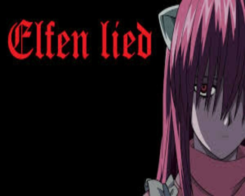 Lucy/Elfen Lied  by EyelessJack