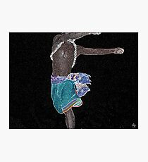 African Constellation Photographic Print