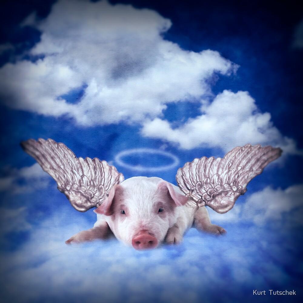 This little piggy went to heaven by Kurt  Tutschek