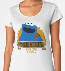 Cookie Monster Women's Premium T-Shirt