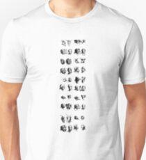 Charles Le Brun Animalfolk! T-Shirt