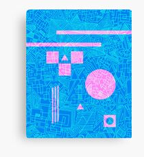 Futurism Canvas Print