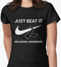 Just Beat It - Melanoma Awareness T-Shirt