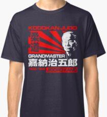 JAPAN GRANDMASTER JUDO JIGORO KANO Classic T-Shirt
