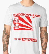 JAPAN GRANDMASTER JUDO JIGORO KANO Men's Premium T-Shirt