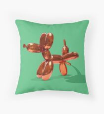 Taking the Piss Throw Pillow
