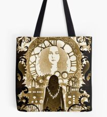 The Future Will Be A Wondrous Place Tote Bag