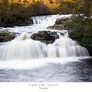 Cascade Falls Tasmania by MakRo