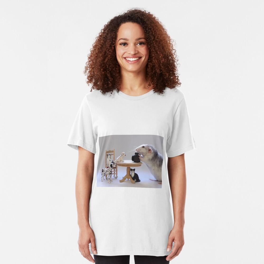 Rosie's studio :) Slim Fit T-Shirt