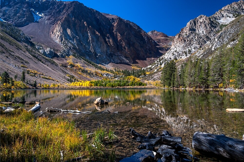Parker Lake by Cat Connor