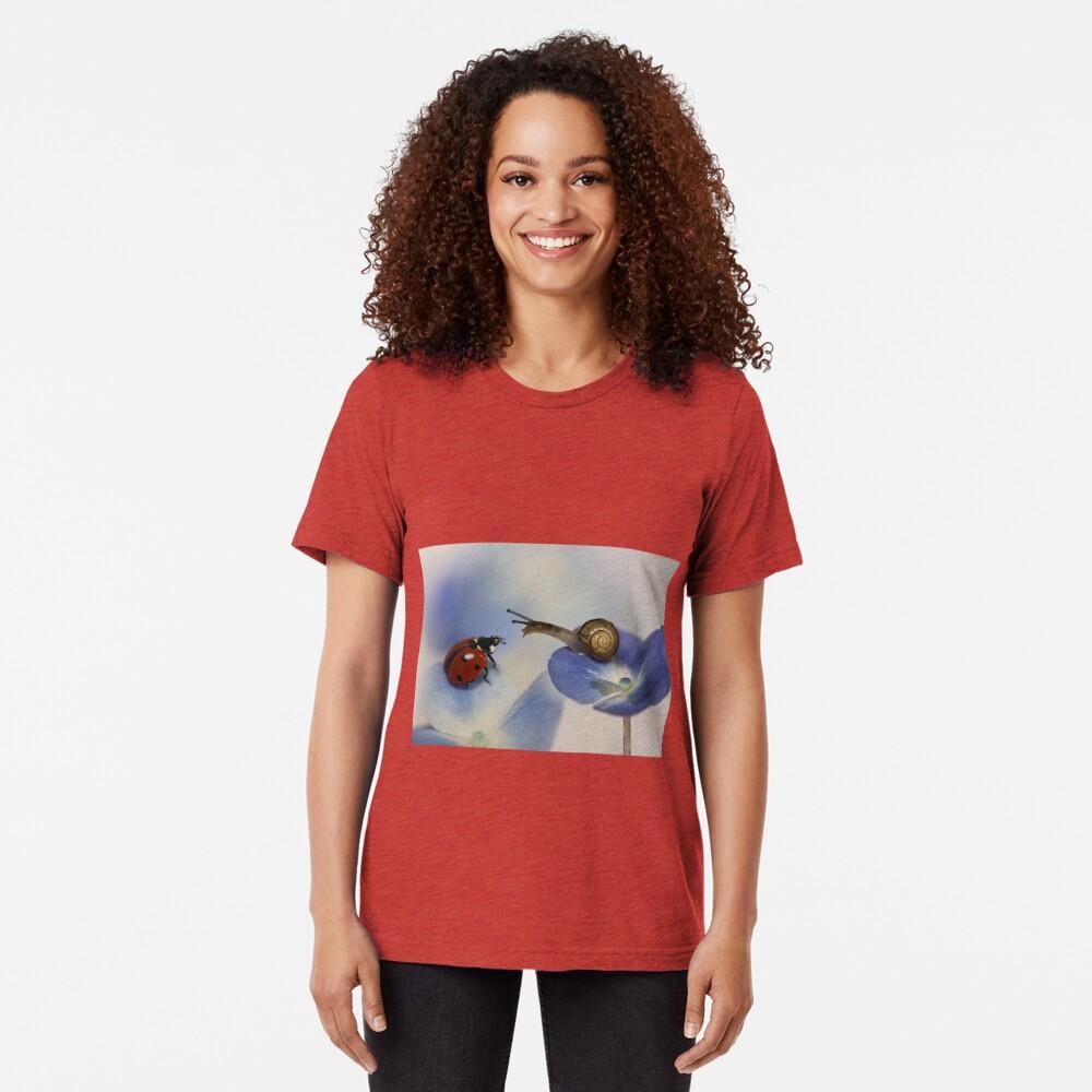 Very nice to meet you! Tri-blend T-Shirt