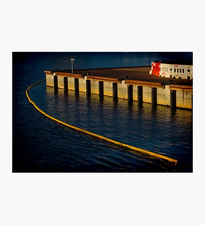 Dockland 1 Photographic Print
