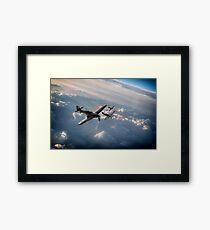 Hurricane Squadron Framed Print