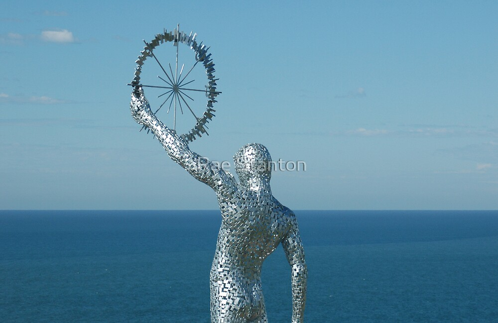 silver man by Rae Stanton