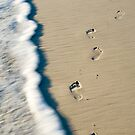 Footsteps on the sands of time by MakRo