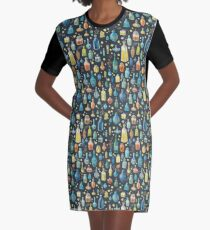 Potions Graphic T-Shirt Dress
